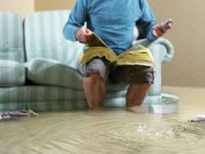 Ft. Lauderdale water damage repairs